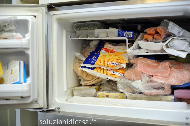 La manutenzione del congelatore soluzioni di casa - Temperatura freezer casa ...