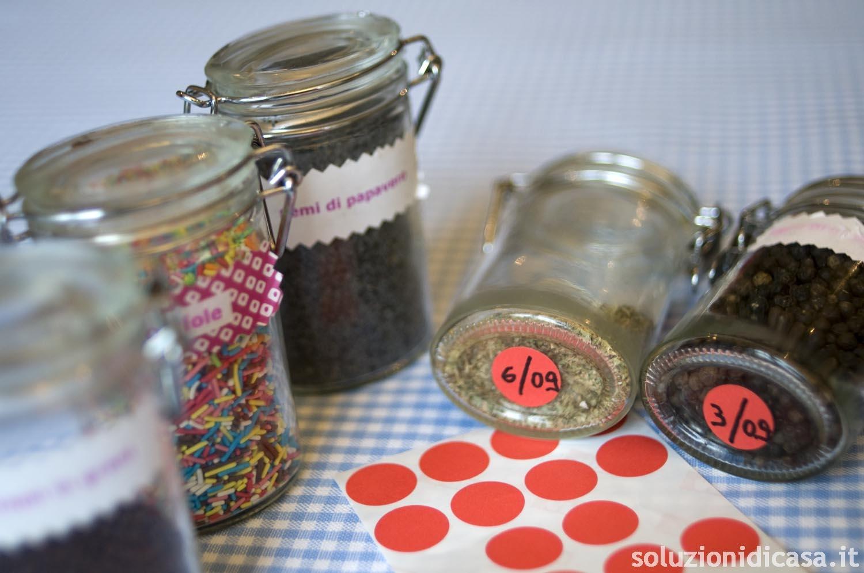 Come organizzare le spezie in cucina soluzioni di casa - Le spezie in cucina ...