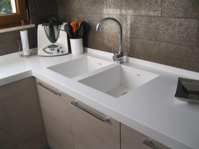 Come pulire il lavello della cucina soluzioni di casa for Piani di cucina
