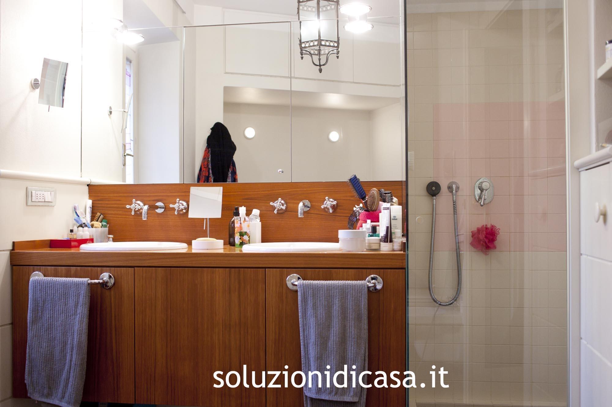 Come arredare il bagno idee e consigli creativi soluzioni di casa - Come scaldare il bagno ...