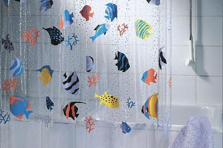 Tende In Tessuto Per Doccia : Come pulire la tenda della doccia soluzioni di casa
