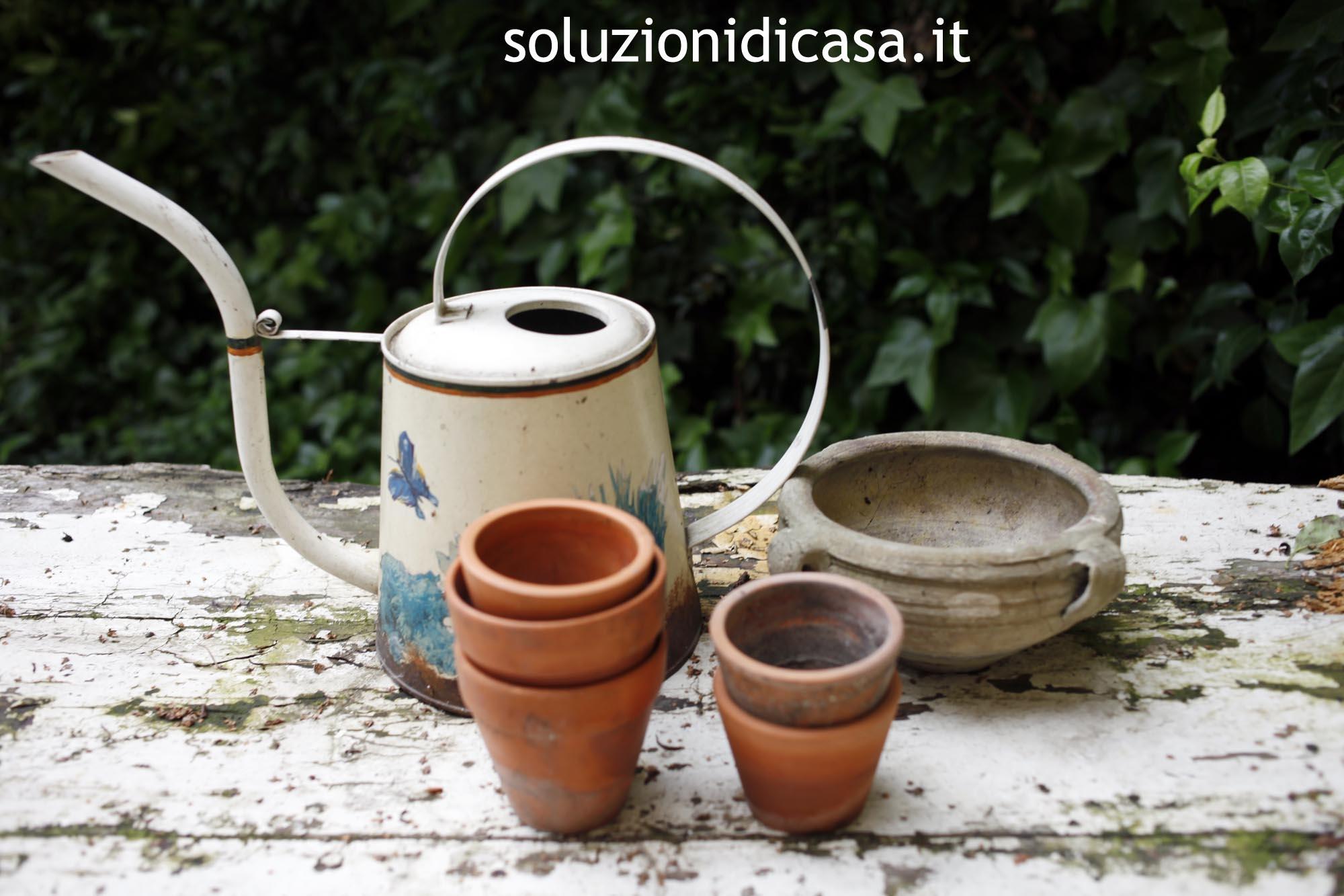 Come organizzare il tuo angolo di giardino soluzioni di casa - Organizzare il giardino ...