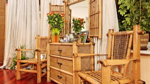 Restauro Mobili Da Giardino : Come pulire e lucidare mobili in bambù soluzioni di casa