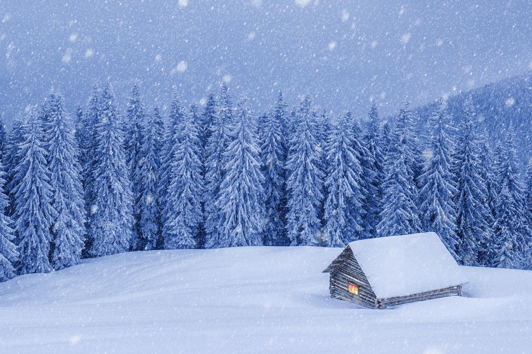 Come produrre reddito da una casa di vacanza in montagna - Come riscaldare una casa in montagna ...