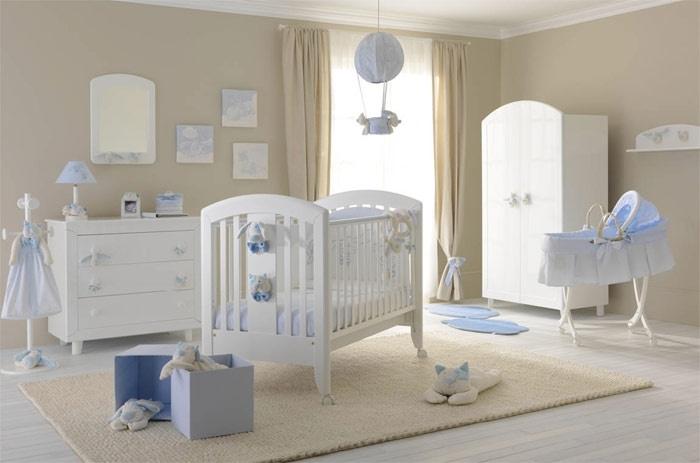 Idee Dipingere Cameretta Bambini : Dipingere cameretta neonato