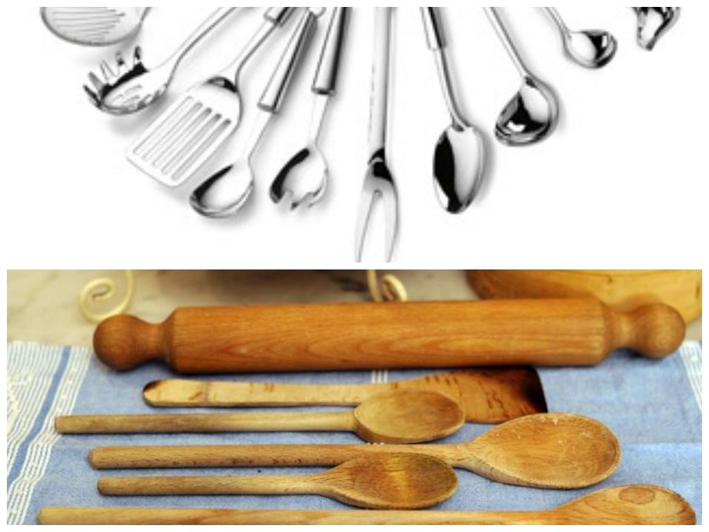 I cinque utensili pi usati in cucina soluzioni di casa - Utensili casa ...