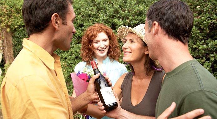 Ospiti da amici cosa portare soluzioni di casa for Ospitare amici in casa