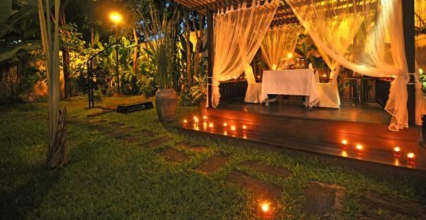 Cinque idee per illuminare il giardino soluzioni di casa