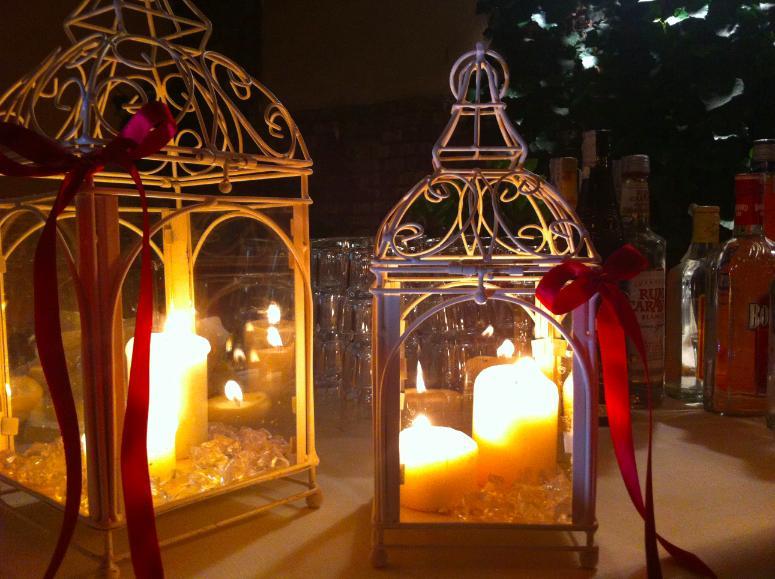 Lanterne grandi da giardino – Piastre per travi in legno