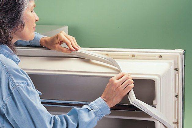 Come sostituire la guarnizione del frigorifero soluzioni - Sostituire ante cucina ...