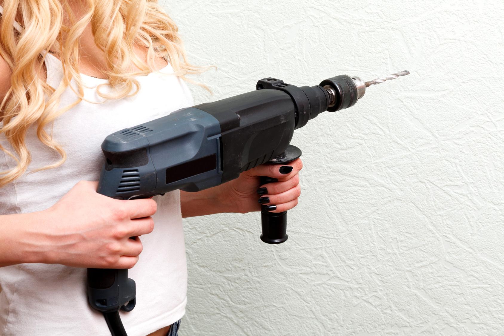 Come utilizzare il trapano nel modo giusto soluzioni di casa