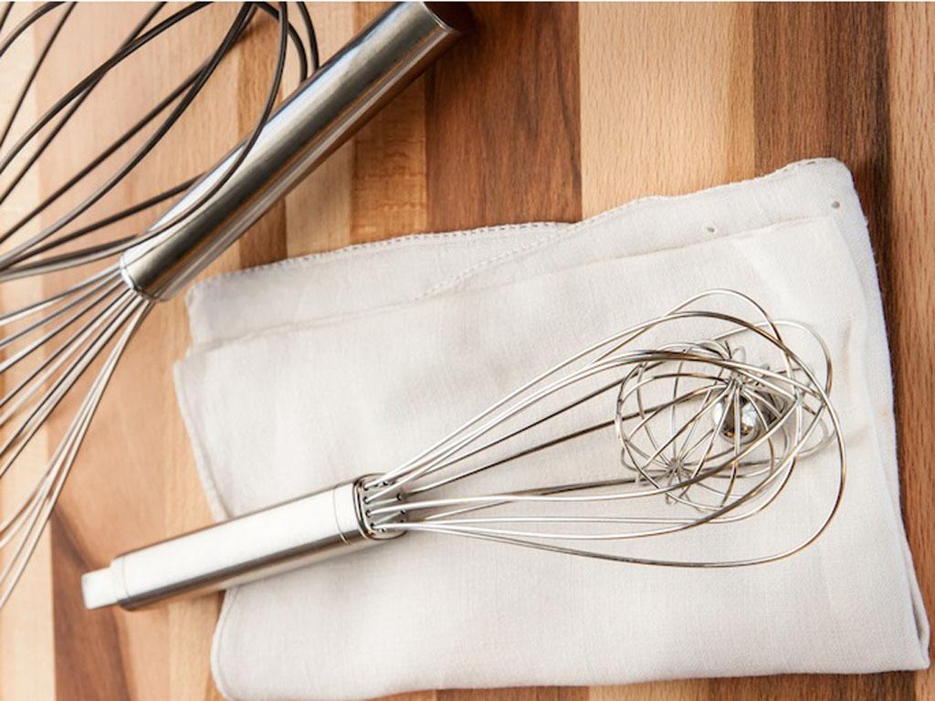Come usare le diverse fruste da cucina - Soluzioni di Casa