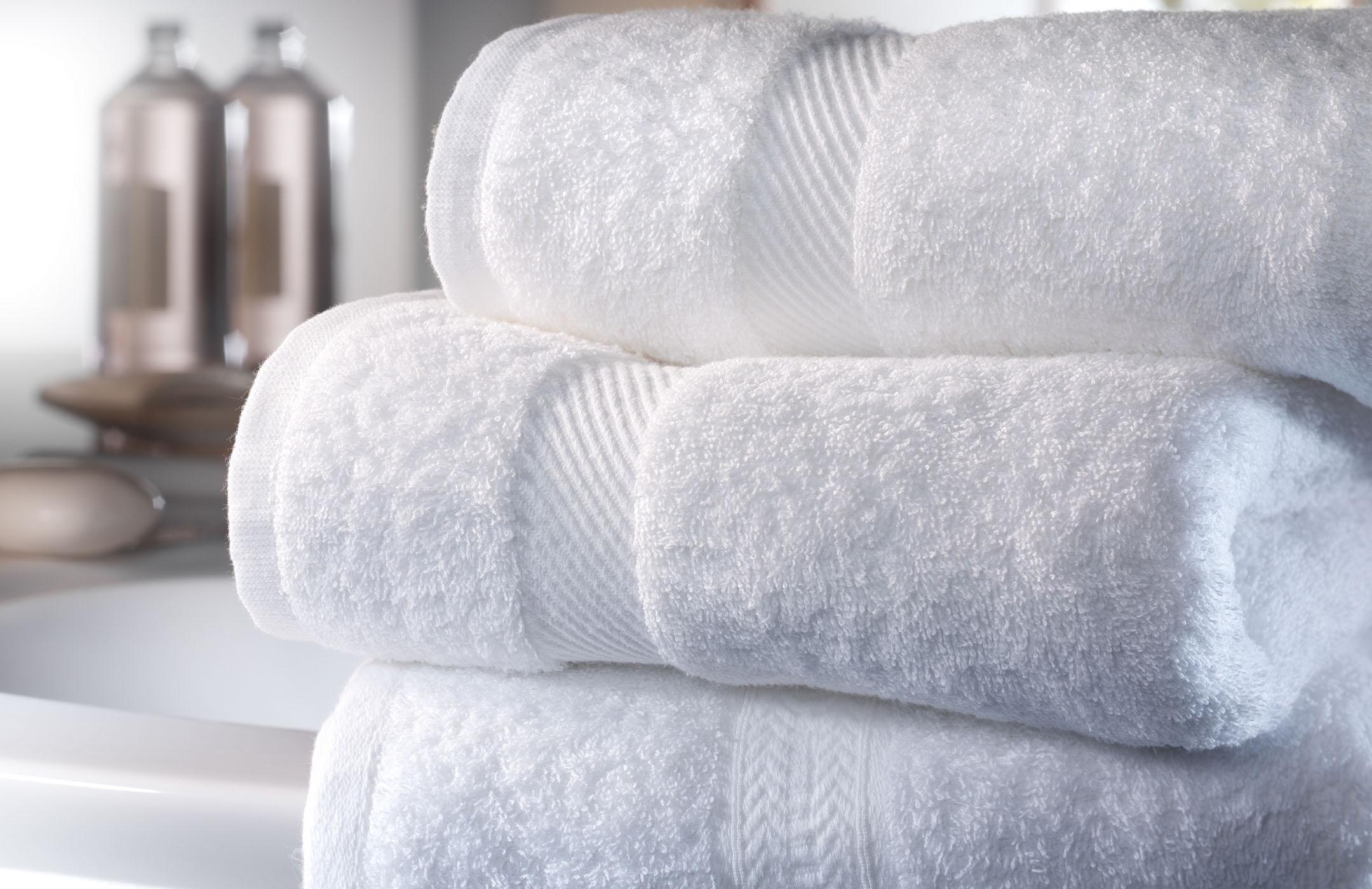 Biancheria bagno asciugamani