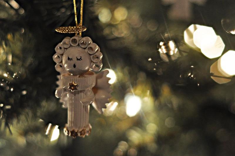 Decorazioni Per Casa Di Natale : Come realizzare delle decorazioni di natale con la pasta