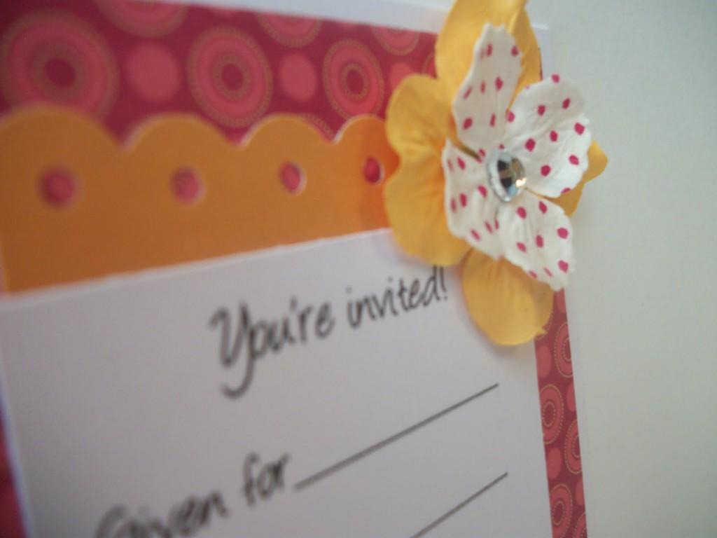 Famoso Come realizzare un invito di compleanno - Soluzioni di Casa JF26