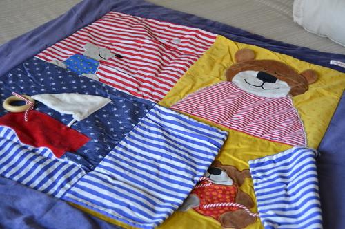 Come creare un tappeto gioco soluzioni di casa - Tappeti ikea bambini ...