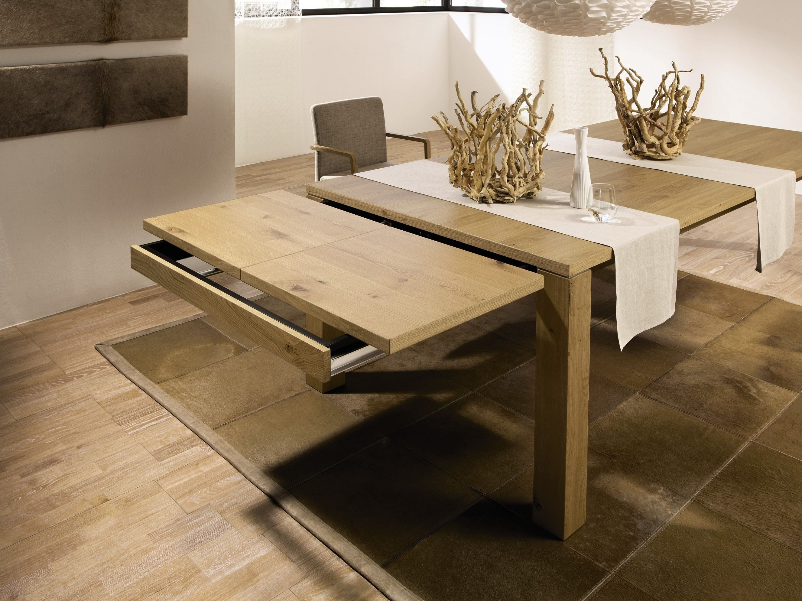 Come ingrandire la tavola soluzioni di casa for Tavoli design occasioni