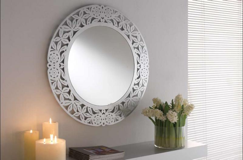 Come pulire gli specchi soluzioni di casa - Specchi per ingressi casa ...