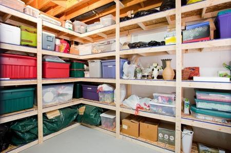 Organizzare la cantina come fare soluzioni di casa - Organizzare la casa ...