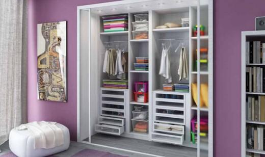 Idee Per Organizzare La Cabina Armadio : Trucchi per organizzare il guardaroba soluzioni di casa