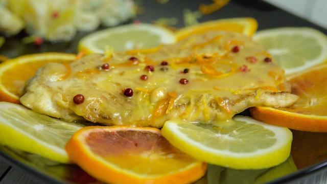 Ricetta pesce persico con arancia e pepe soluzioni di casa - Cucinare pesce persico ...