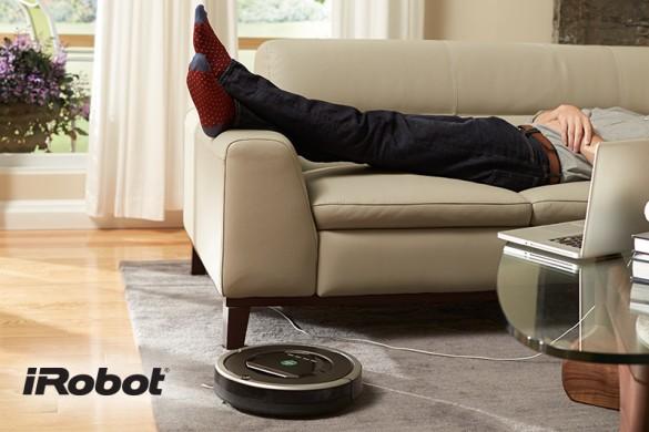 un aiuto in casa con i robot pulisci pavimenti