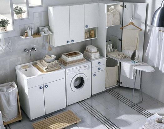 Come creare la zona bucato in casa soluzioni di casa for Programma per arredare la casa