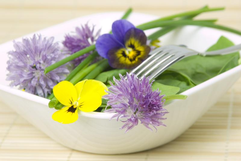 I fiori commestibili come riconoscerli e conservarli for Fiori edibili