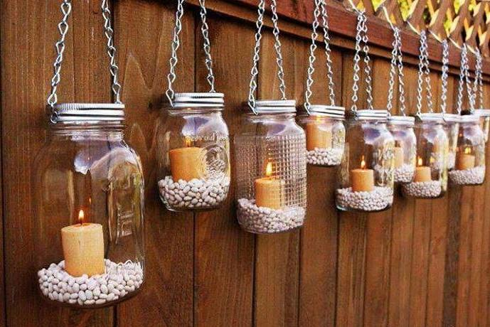 Come decorare con le candele - Soluzioni di Casa