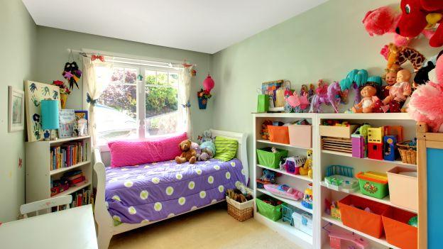 Come organizzare la cameretta dei bambini