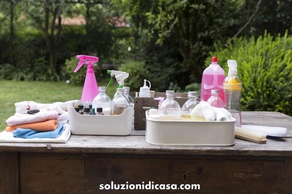 Come organizzare i detersivi soluzioni di casa - Organizzare pulizie casa ...