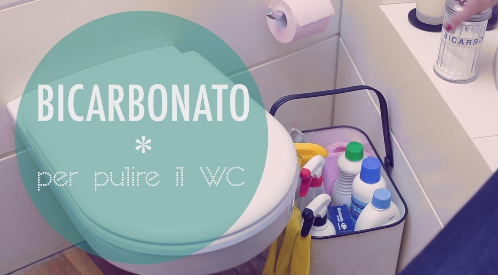 Come pulire il water soluzioni di casa - Pulire bagno bicarbonato ...