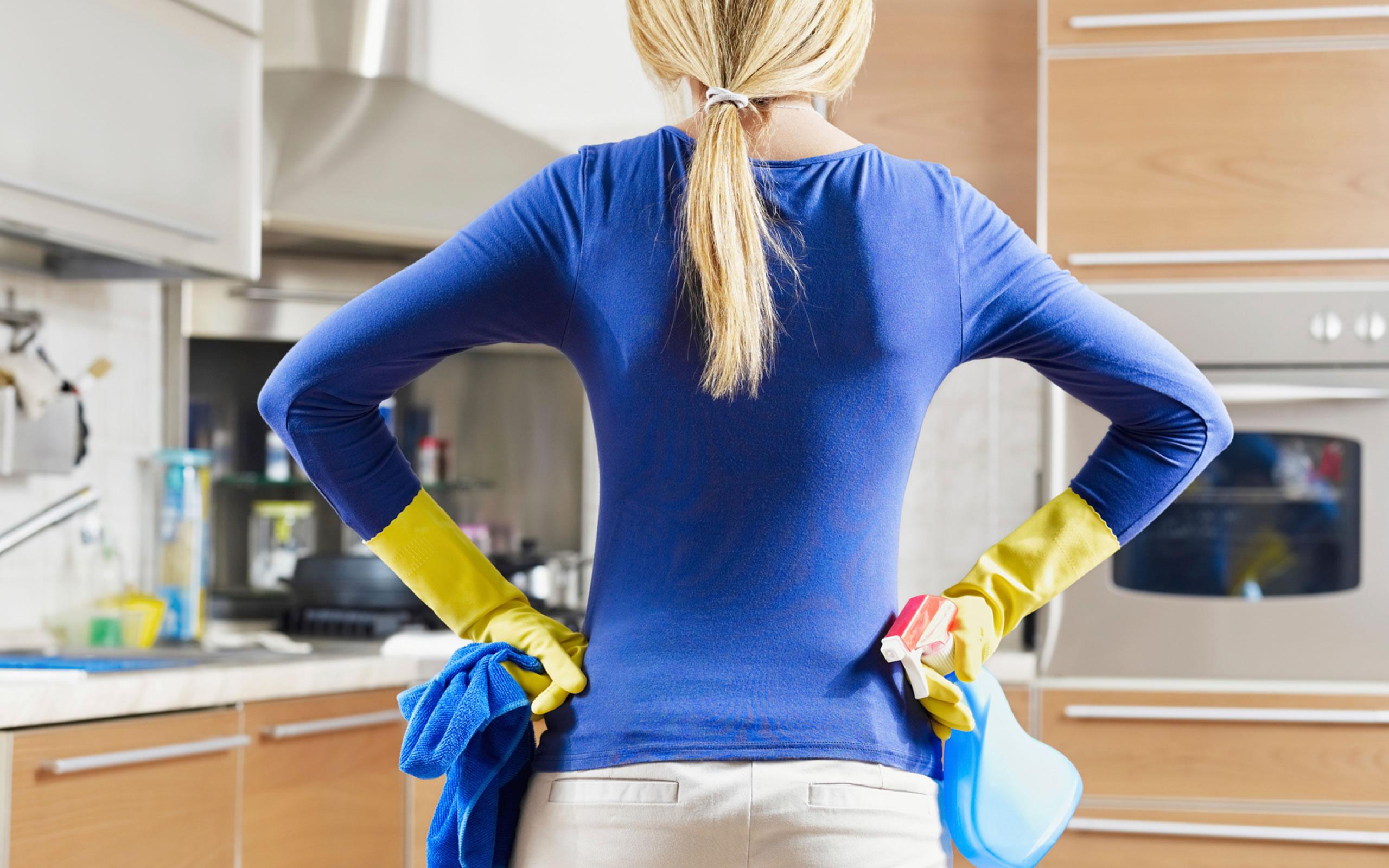 Pulizia Mobili Cucina Legno : Pulire la cucina miscele per top e ante soluzioni di casa