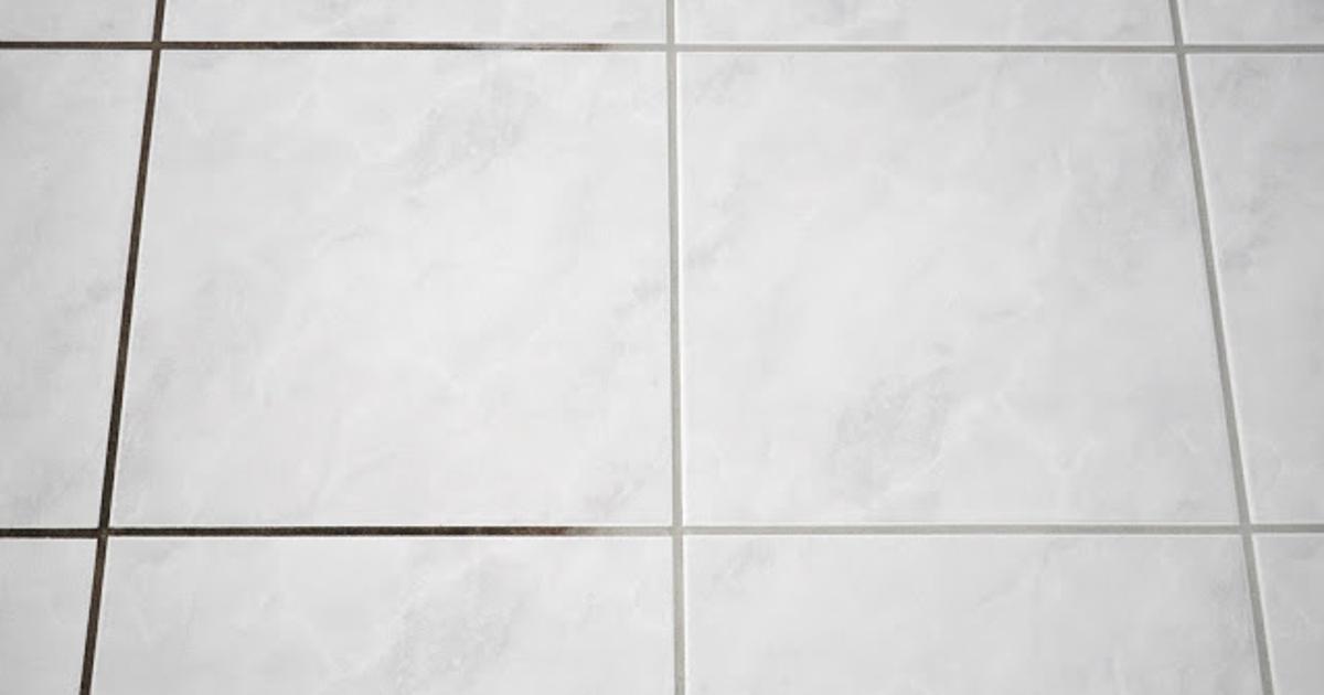 Come pulire le fughe delle piastrelle annerite soluzioni di casa - Colorare fughe piastrelle ...