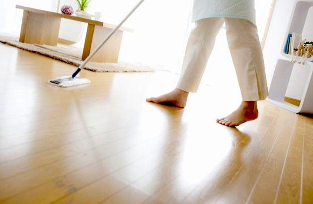 Pulire Pavimenti Con Aceto.Come Pulire I Pavimenti Soluzioni Di Casa