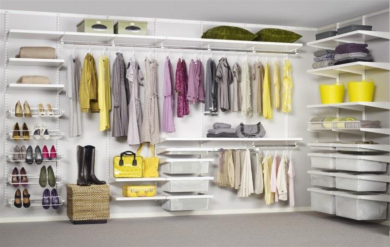 Come Sistemare L Interno Dell Armadio.Come Organizzare La Cabina Armadio Soluzioni Di Casa
