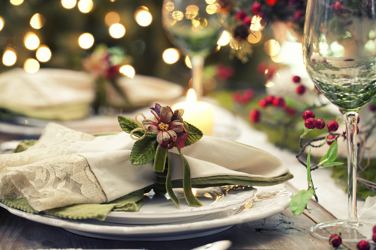 Addobbare La Tavola Di Natale Immagini.Come Apparecchiare La Tavola Di Natale Soluzioni Di Casa